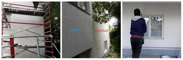 referens fasadmålning